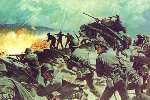 朝鲜战争之后 中国在世界