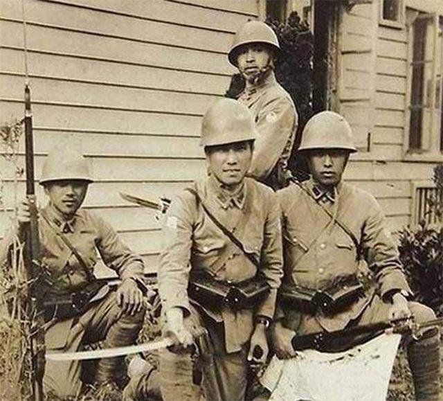 二战日军大将山胁正隆为何
