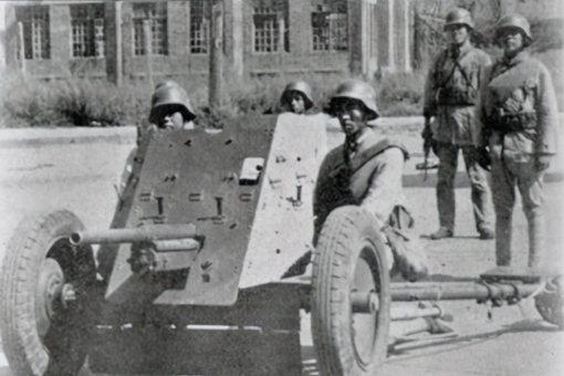 三七战防炮威力如何 揭秘三七战防炮