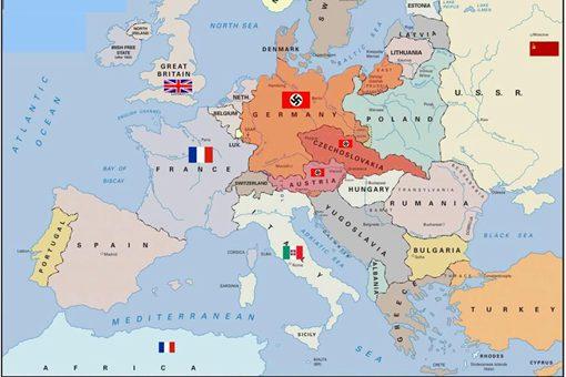 二战意大利那么水 为何德国还要与其结盟