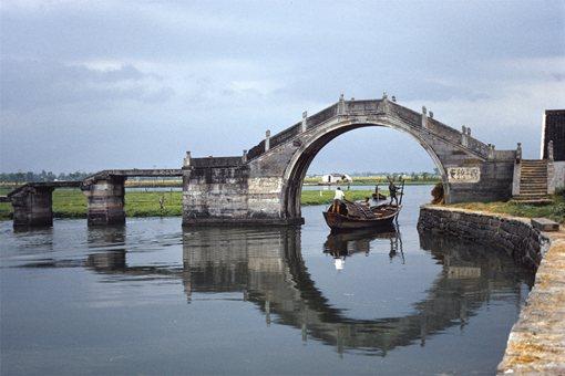 真正的江南水乡什么样 一组80年代初的绍兴老照片