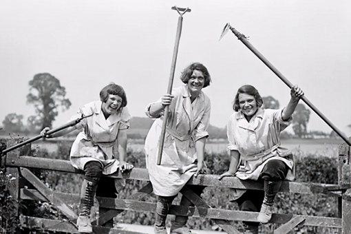 一战华工与法国女人 一战结束法国正府为何允许法国女性嫁给华工