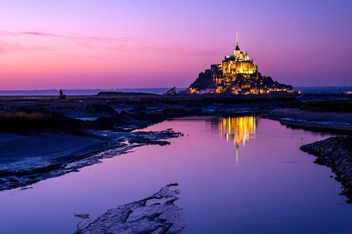 圣米歇尔山值得去吗 解密法国圣米歇尔山城堡