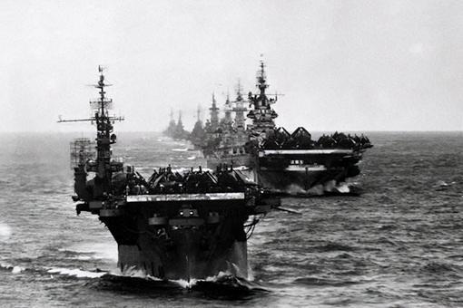 二战日本为何敢对美国宣战 有什么实力叫板