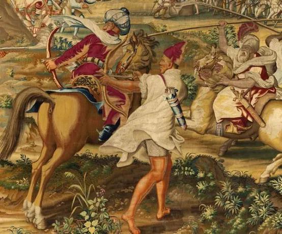 哈布斯堡帝国是如何征服突