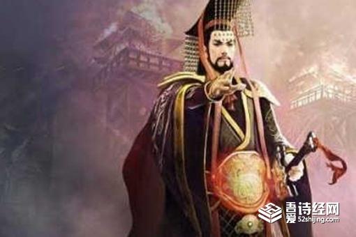 吕不韦和秦始皇什么关系