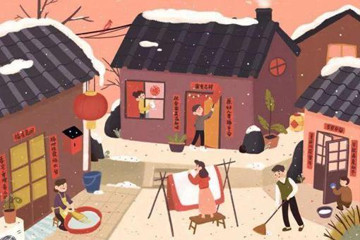 春节前扫尘寓意着什么 解密春节扫尘的风俗的寓意