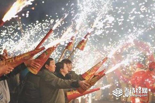 春节放鞭炮有什么讲究