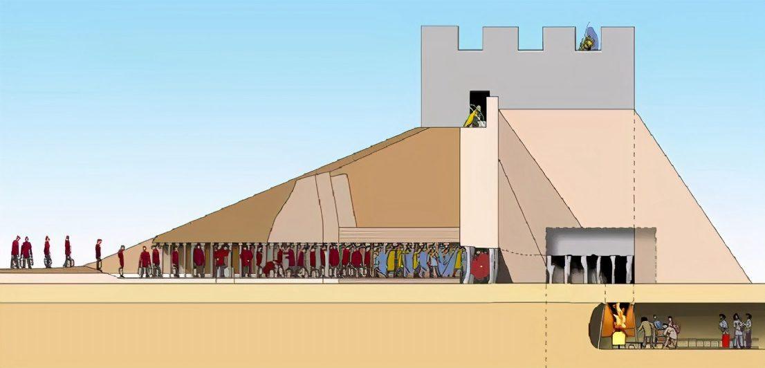 杜拉欧罗波斯之围 揭秘萨珊波斯的崛起之战