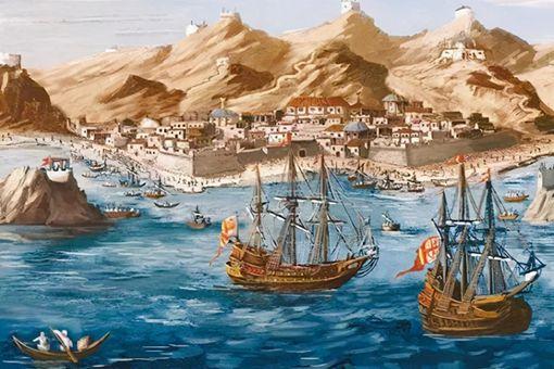 阿曼湾海战经过 揭秘阿曼帝国与亚洲本土海权崛起的马斯喀特海战