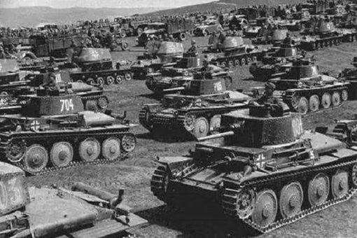 二战捷克多少人加入德军 150万捷克军队为何不战而降