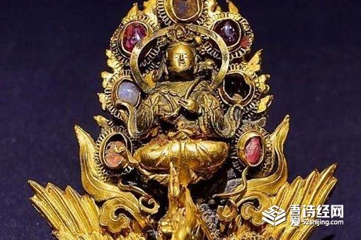 头面是什么样的首饰 古代的头面是什么样的