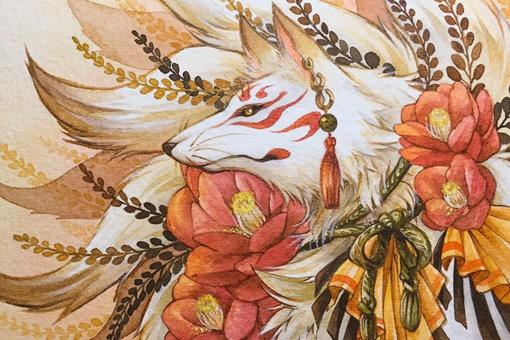 关于九尾狐的传说 九尾狐的寓意和象征