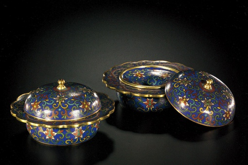 铜胎掐丝珐琅是哪种瓷器的别名
