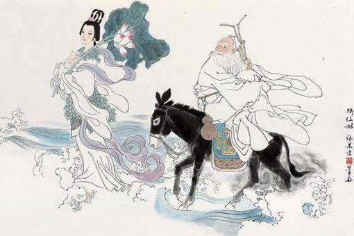 张果老为什么倒骑驴 张果老的故事
