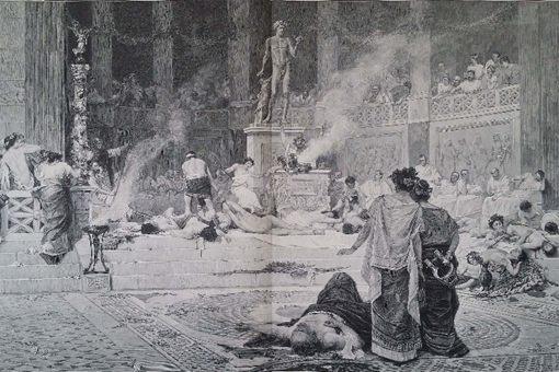 罗马尼禄时代 揭秘罗马尼禄王的残忍