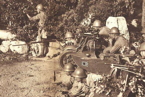 抗日战争消灭了多少日军 抗日战争双方死亡人数对比