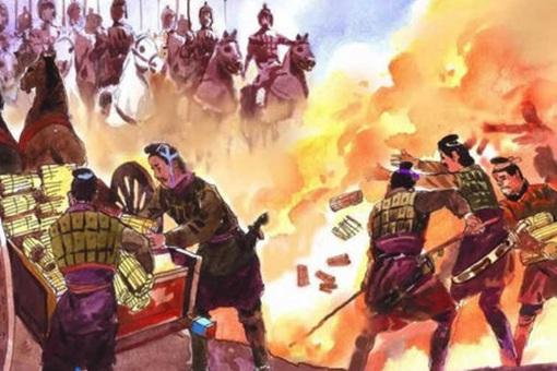 秦始皇焚书焚的是什么书