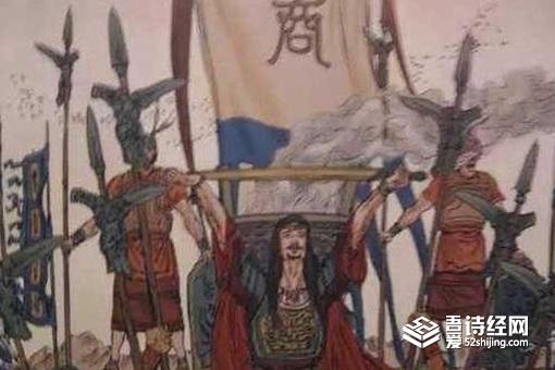 商朝灭亡的原因 商朝灭亡的战役是什么