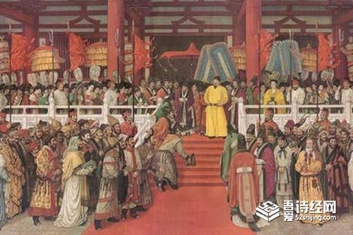 唐朝发生的重大历史事件有