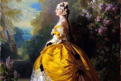 欧仁妮皇后的兴衰史 与拿破仑王朝的覆灭有什么关系