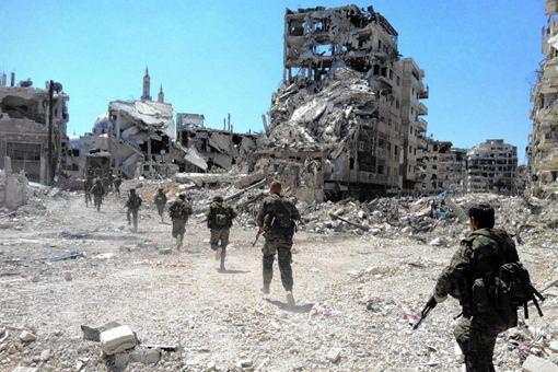 叙利亚为什么战争不断 与