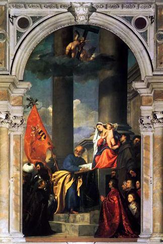 提香最知名的油画作品