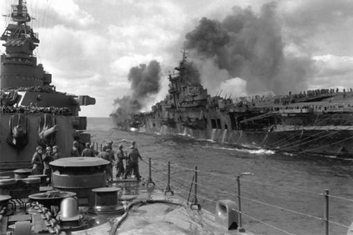 1945年富兰克林号航母受损多严重 富兰克林号航母最后沉没了吗