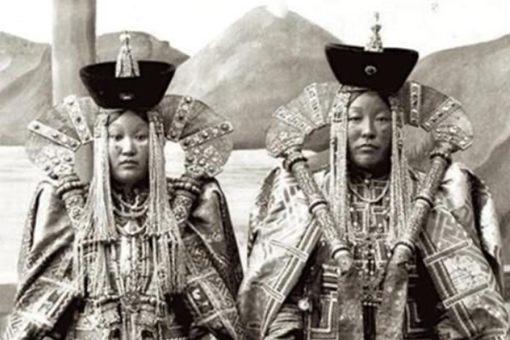 与清朝联姻的蒙古公主什么