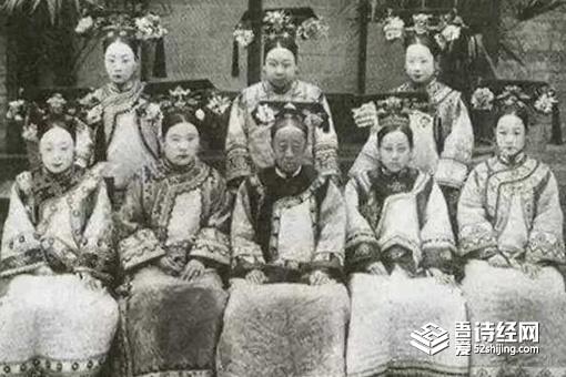 历史上清朝公主真实照片