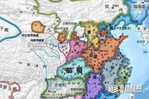 历史上五代十国是什么时期 五代十国皇帝列表