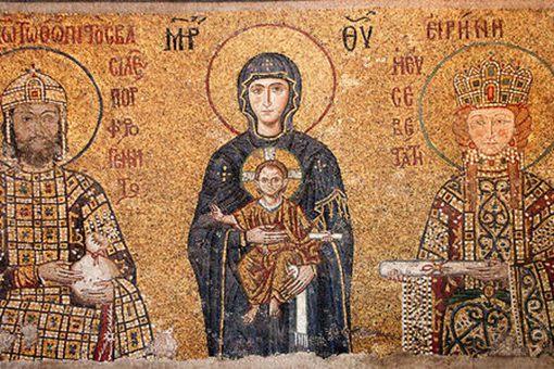 欧洲历史上第一位女皇是谁