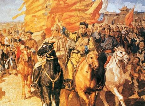 中国元朝皇帝列表(及年号
