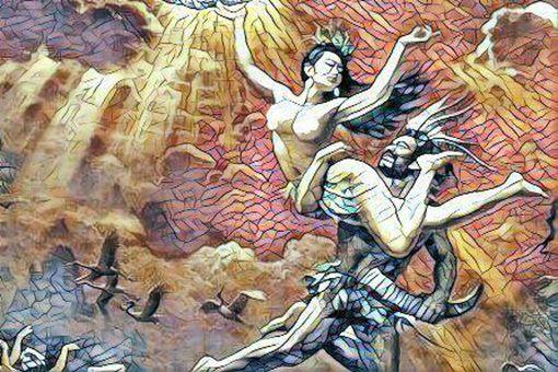 伏羲和女娲是夫妻还是兄妹 伏羲和女娲是什么关系