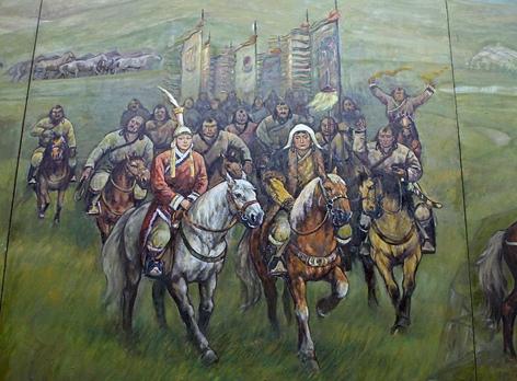 成吉思汗蒙古有多少人口 成吉思汗时期蒙古的人口总和有多