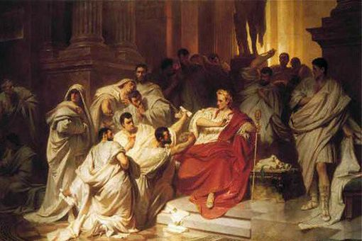 凯撒被刺杀是谁主导的 主导刺杀凯撒的贵族结局如何