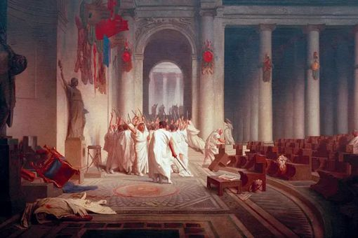 罗马公知是如何借凯撒遇刺搅事生非的 最后的结局又是怎样的