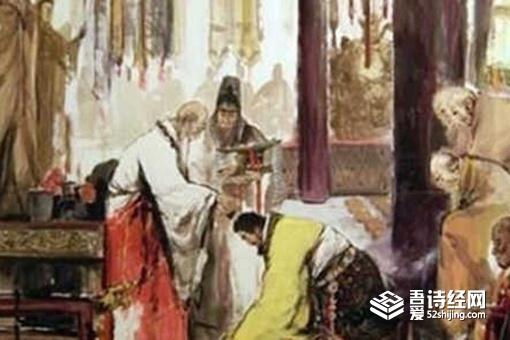 历史上有几个出家的皇帝