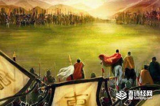 官渡之战的过程是什么样的 袁绍大军失败的原因