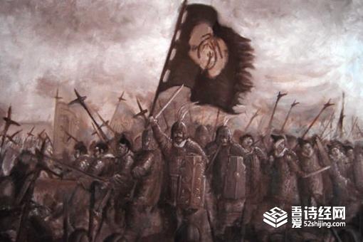 蓝田之战的过程是怎样的 最后的结局是什么