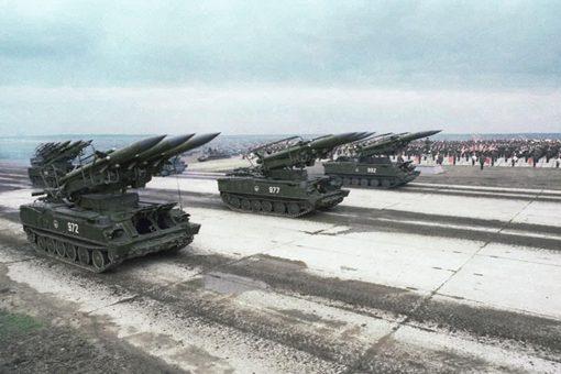 西方81军演吓坏欧洲 西方8