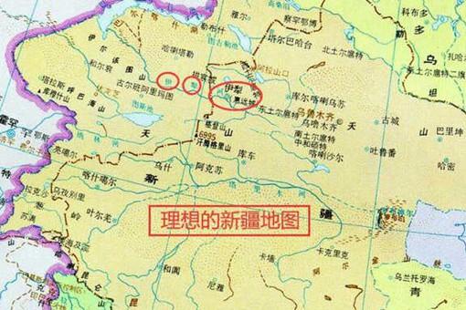 新疆对清朝的统一有什么作用 清朝统一新疆的意义