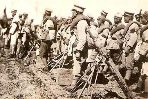 日本侵略东北三省为什么不
