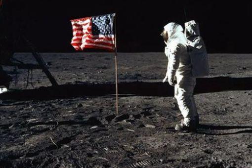 为何怀疑美国登月 美国登