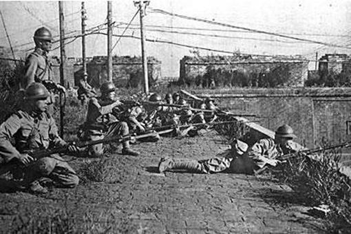 日本侵略东北三省为什么不抵抗