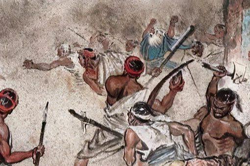 公元前841年周朝发生了什么 公元前841年为什么是最重要的一年
