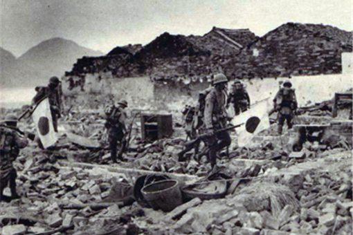 老河口战役川军全体阵亡