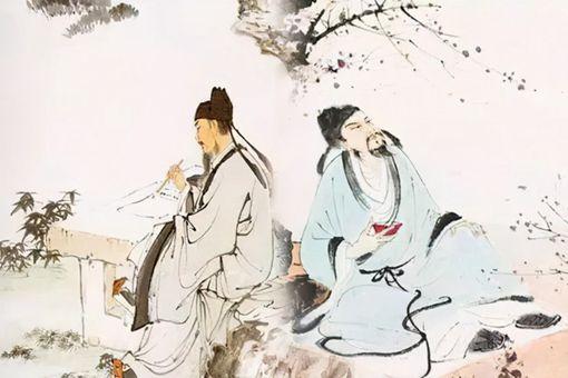 李白与王维老死不相往来是