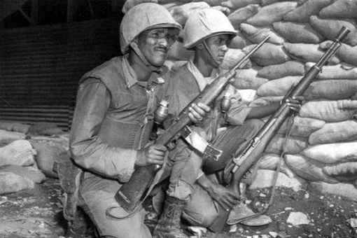 朝鲜战争中的埃塞俄比亚军