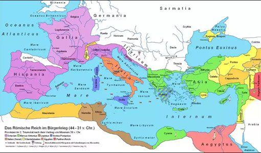 安东尼远征帕提亚之战 安东尼远征帕提亚为何失败
